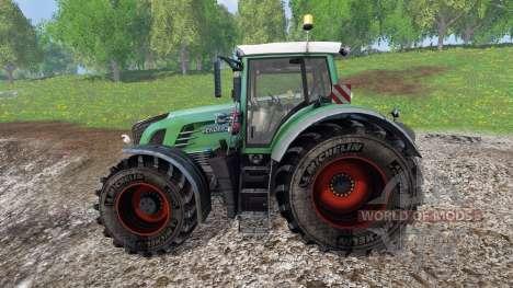 Fendt 936 Vario pour Farming Simulator 2015