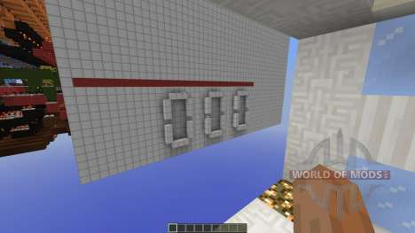 Minecraft Working Calculator V2 pour Minecraft