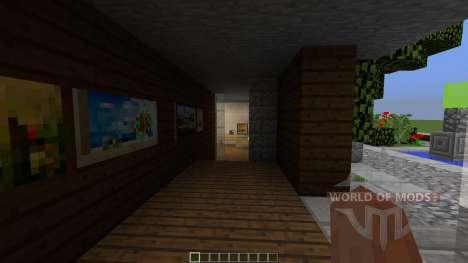 Nova - Modern House für Minecraft