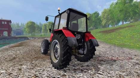 MTZ-892 v2.0 pour Farming Simulator 2015