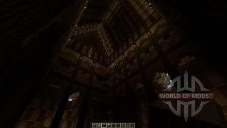 Borgund Stave Church für Minecraft