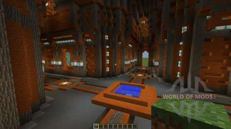 Minecraft Server Spawn Iwolintshi für Minecraft