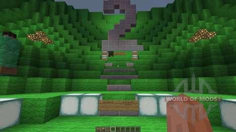 2D-3D pour Minecraft