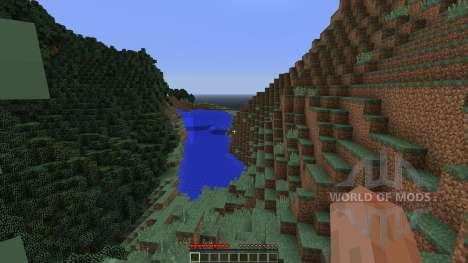 Oerlis Mountain Survival für Minecraft