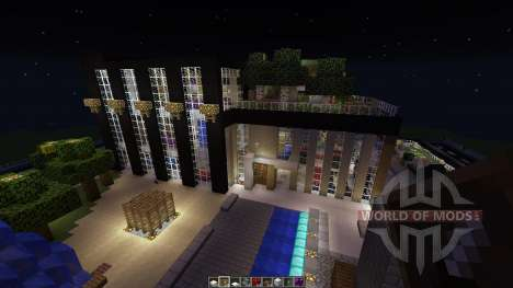 Luxurious Modern House 2 für Minecraft