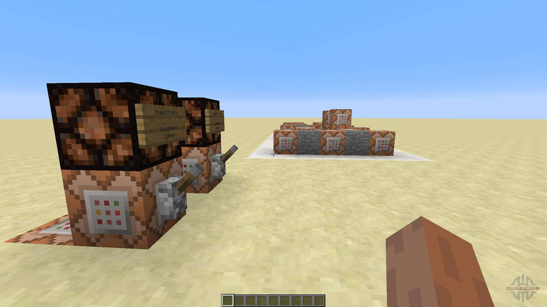 how to make a working toaster in minecraft