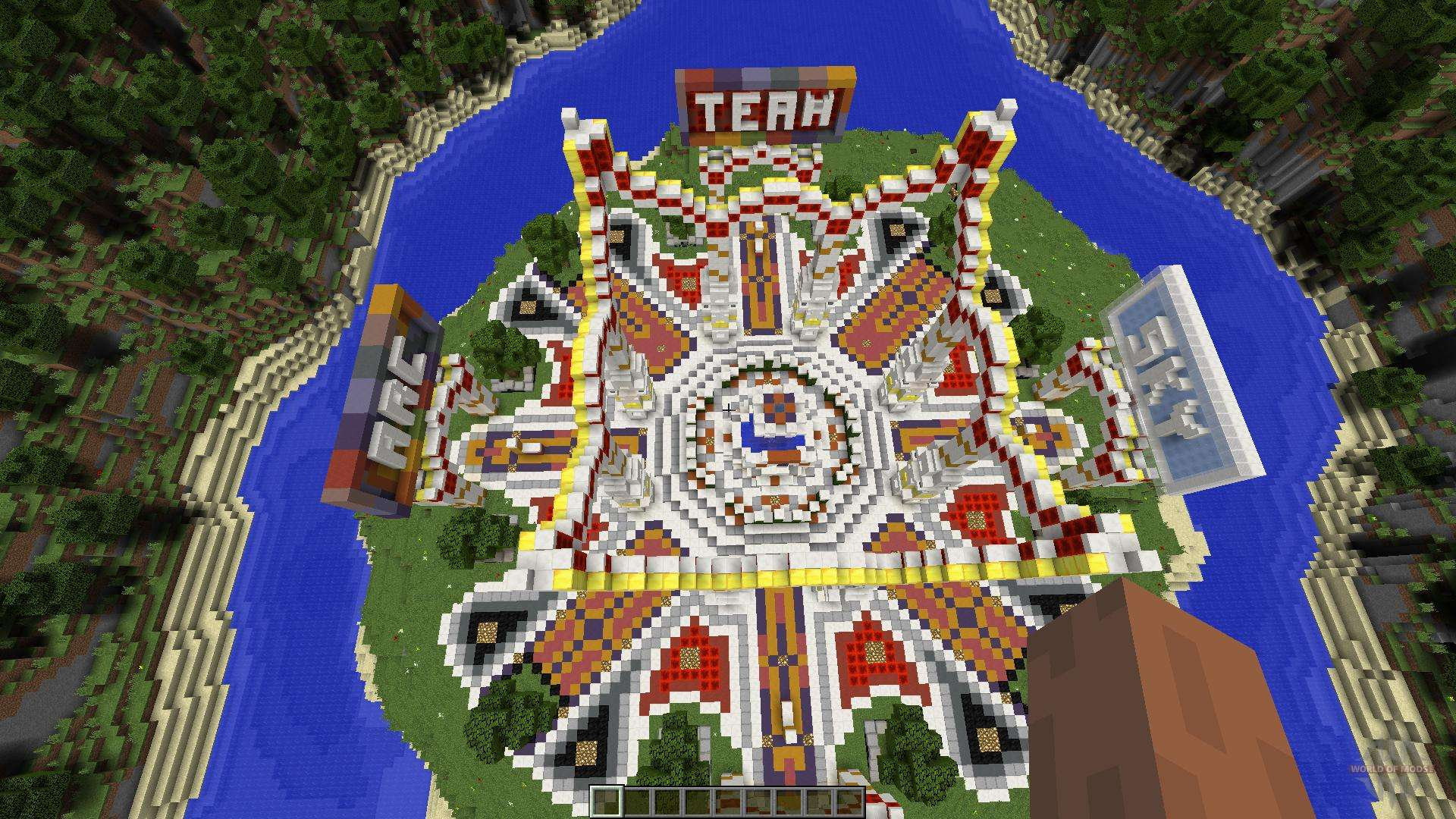 how to set a spawn in a minecraft server