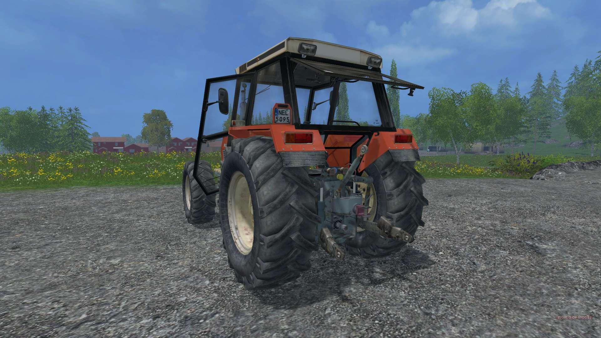 МТЗ-922: обзор технических характеристик трактора