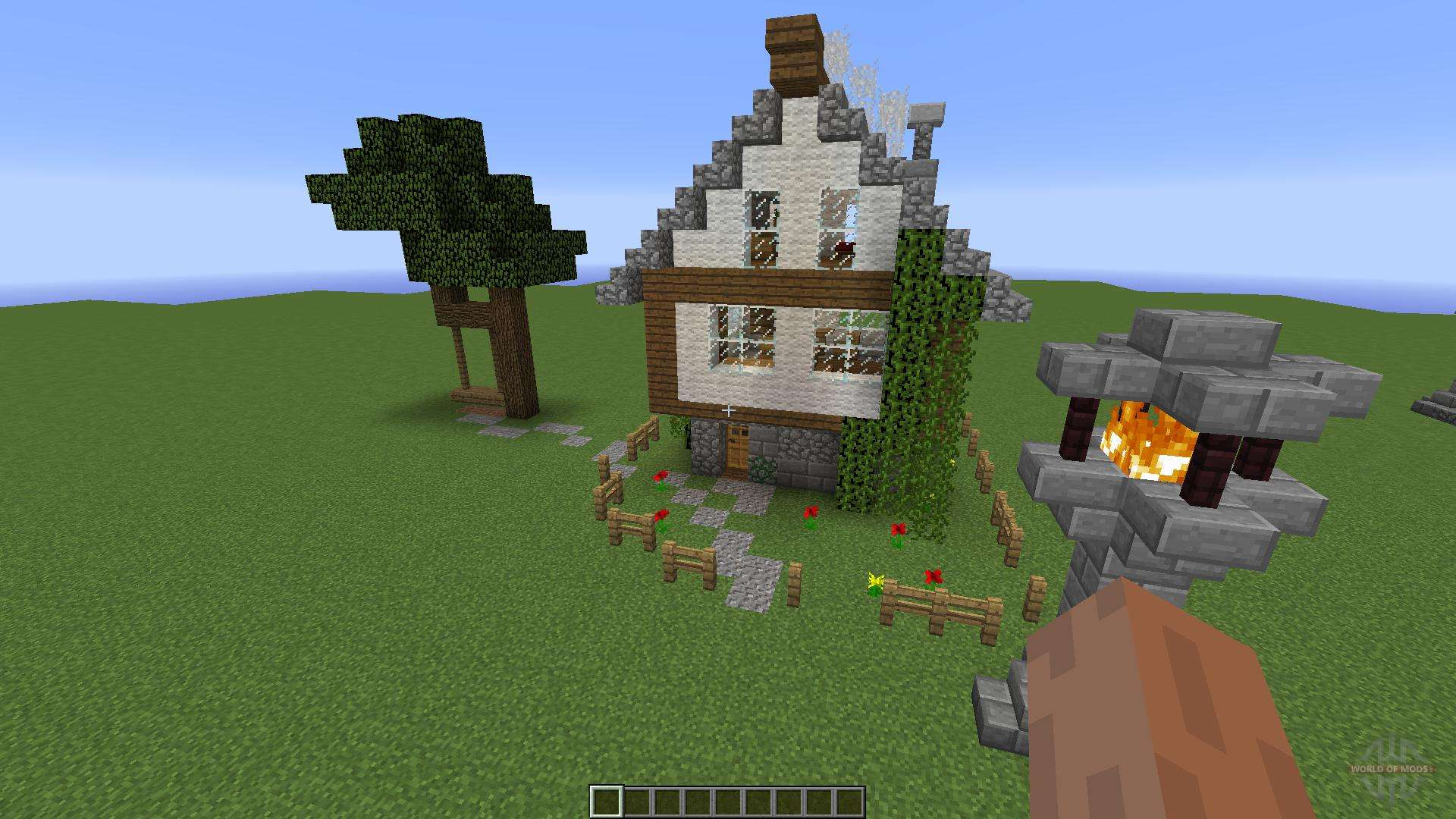 Medieval Fantasy House Pour Minecraft