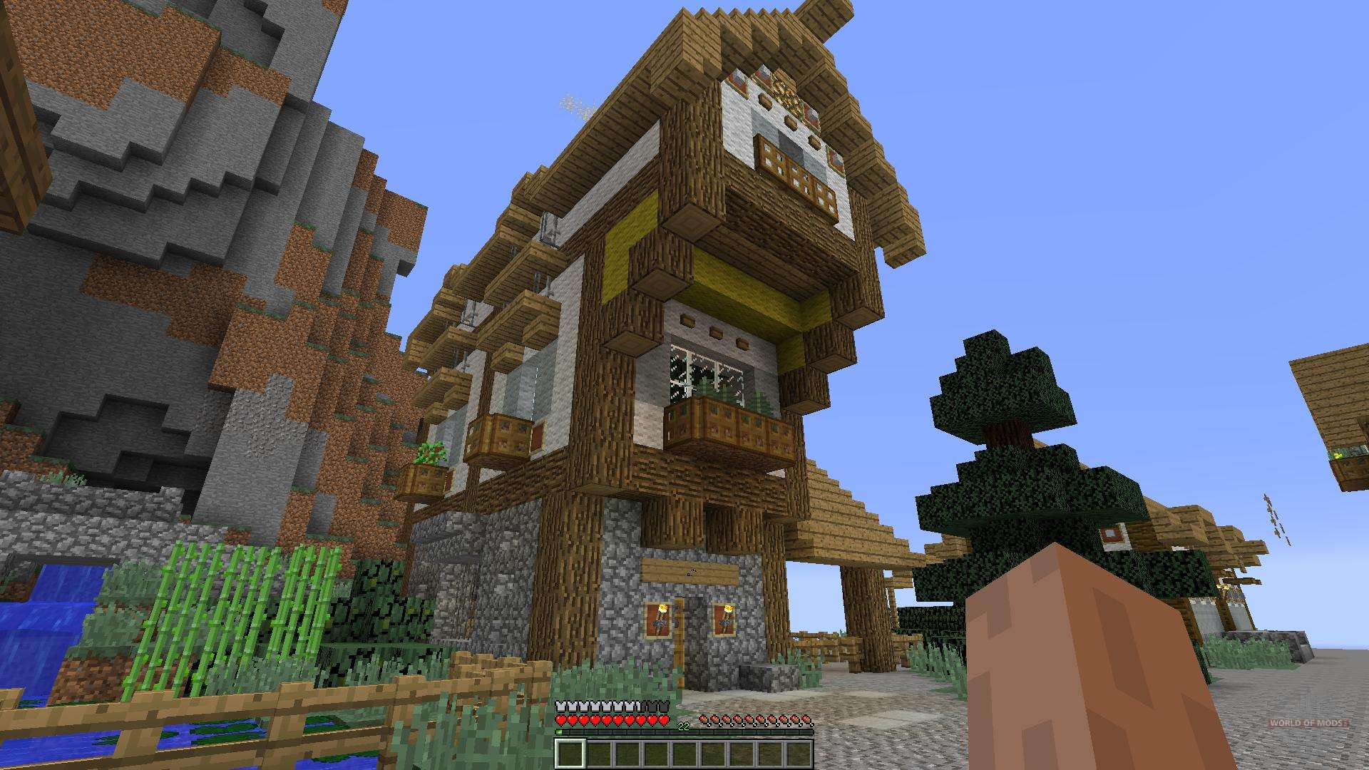 Medieval Fantasy Building Pack 2 Minecraft Pour Minecraft