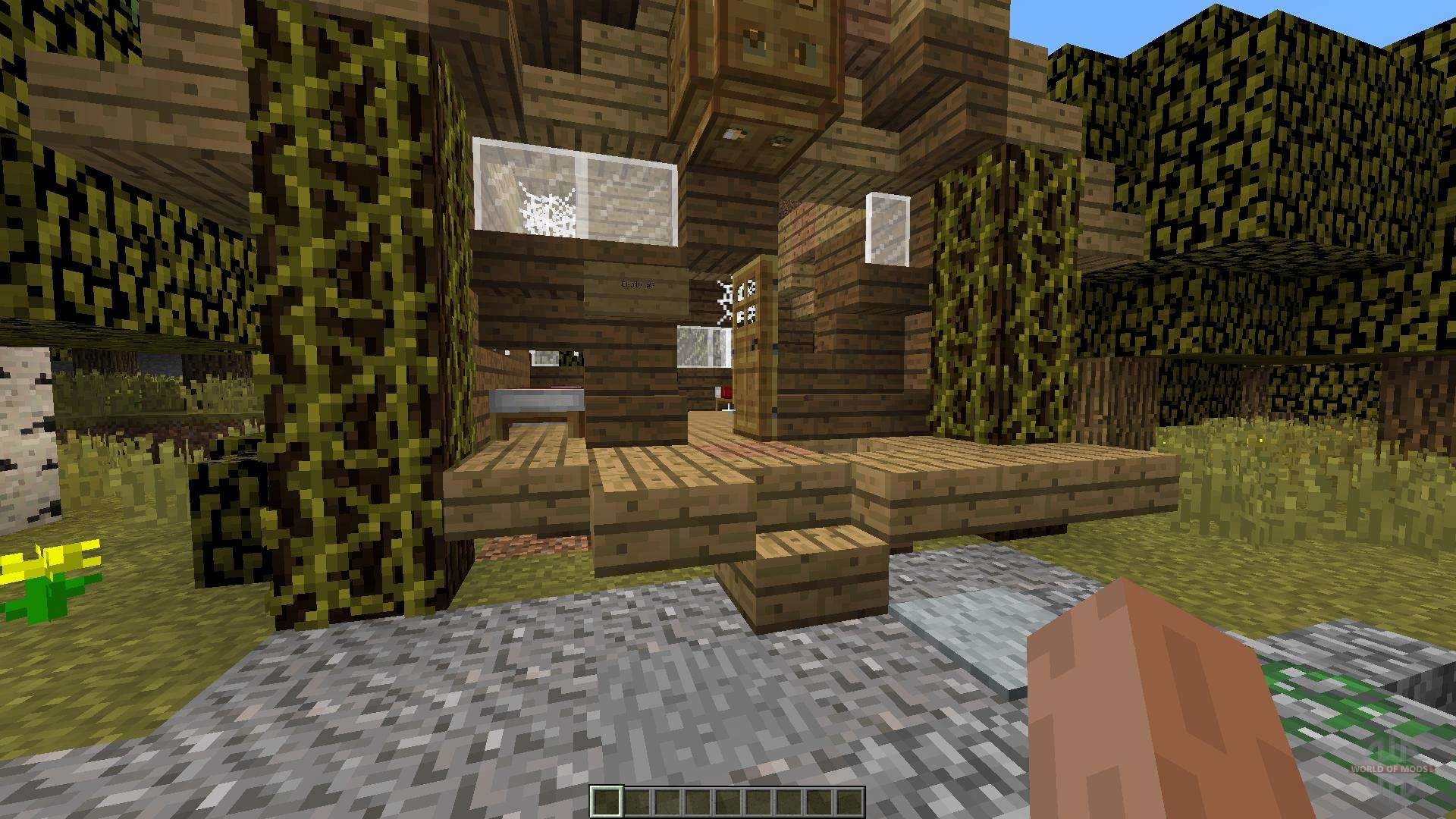 Minecraft Zombie Survival Map für Minecraft