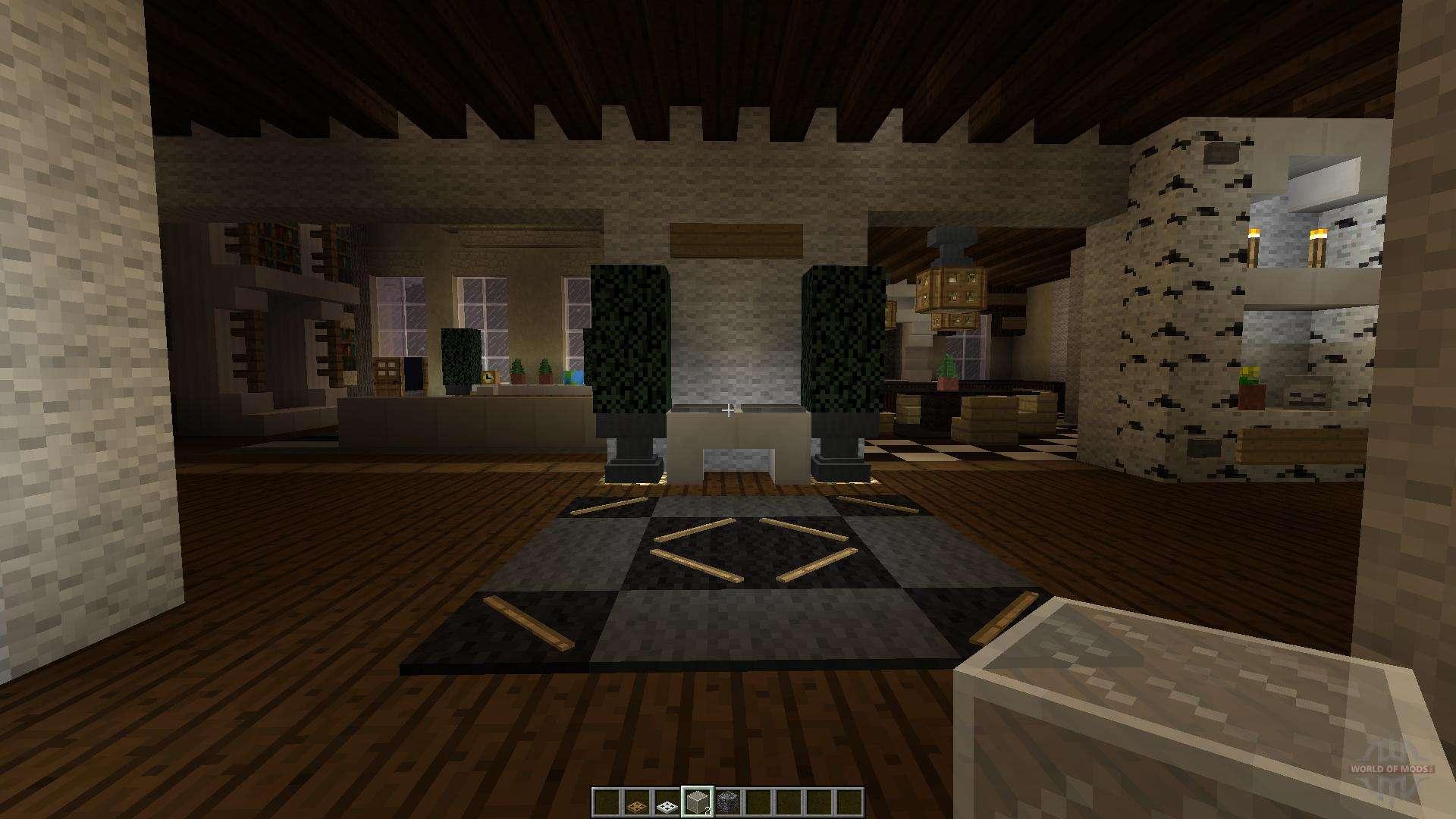 French Country Manor für Minecraft