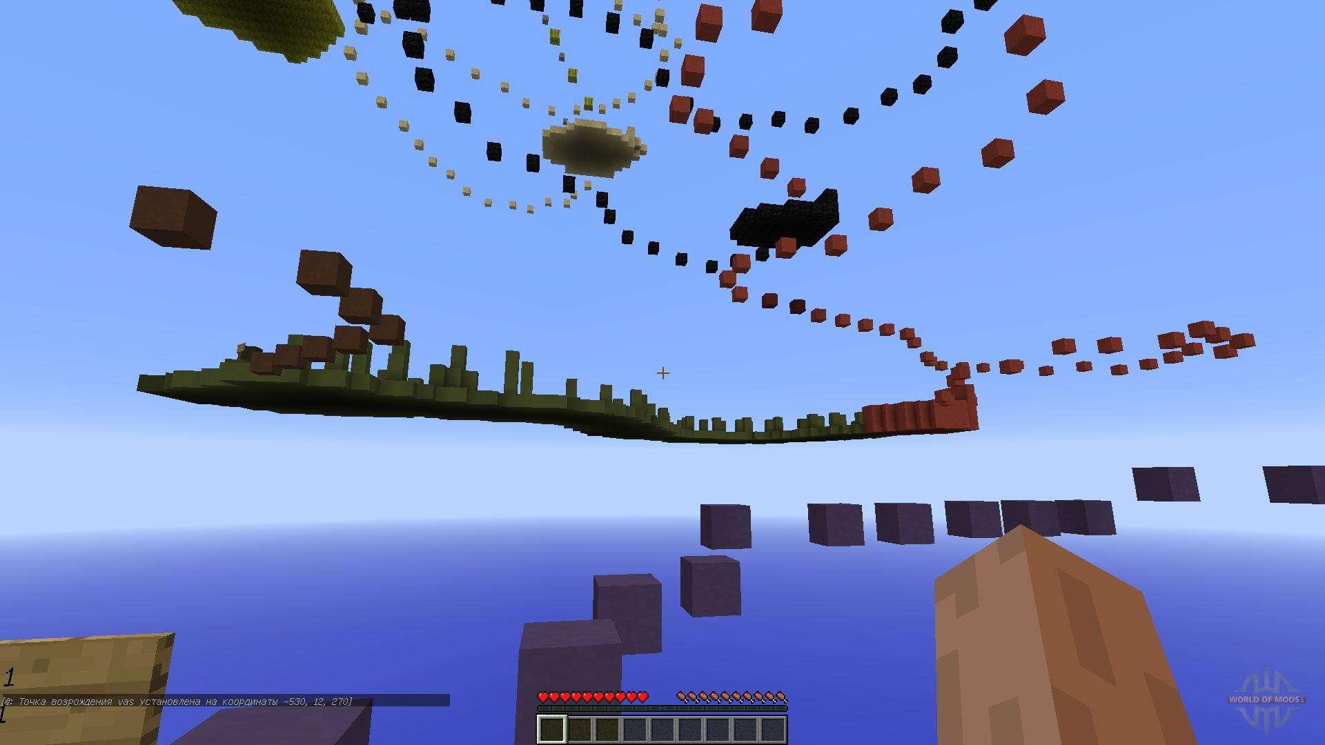 Minecraft Karte Machen.Minecraft Parkour Mod Karte Boston Steronunout Cf