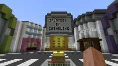 Splatoon [1.8][1.8.8] pour Minecraft