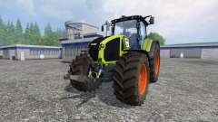 CLAAS Axion 950 v5.1