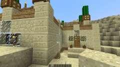 AMBROSIA Simple Desert House [1.8][1.8.8] pour Minecraft