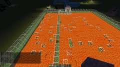 My parkour map für Minecraft