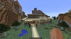 spoodles Mansion für Minecraft