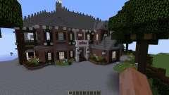 Brick Mansion für Minecraft