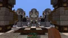 Server SpawnHub pour Minecraft