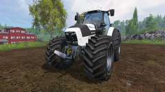 Deutz-Fahr Agrotron 7250 White Edition