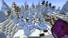Icecube Village für Minecraft