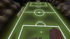 Huge soccer staduim pour Minecraft