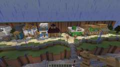 Animal Crossing New Leaf in Minecraft