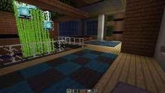 PLANINA A Modern House für Minecraft