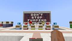 Dont Stop Jumping Parkour [1.8][1.8.8]