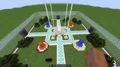 Server Spawn pour Minecraft