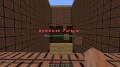 Noteblock Parkour für Minecraft