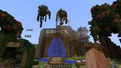 Floating Blitz GamesLobby [1.8][1.8.8] für Minecraft