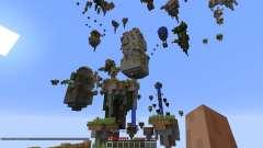 Maceia Parkour für Minecraft