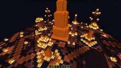Temple of Svarog The fire God [1.8][1.8.8] pour Minecraft