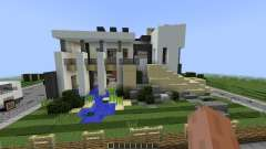 Phased Modern house [1.8][1.8.8] pour Minecraft