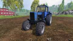 MTZ-82 turbo v2.0