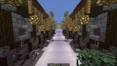 Winter Village pour Minecraft
