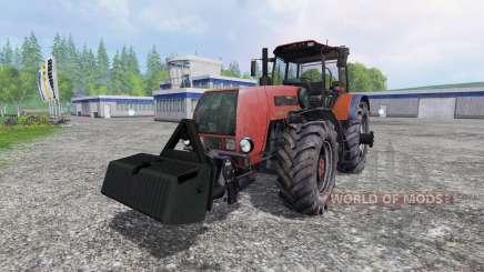Biélorussie-2522 ET pour Farming Simulator 2015