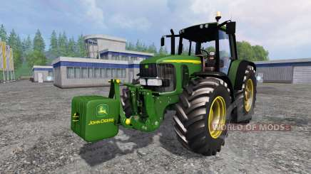 John Deere 6820 für Farming Simulator 2015