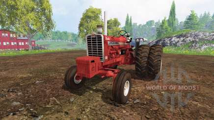 Farmall 1206 dually wheels für Farming Simulator 2015