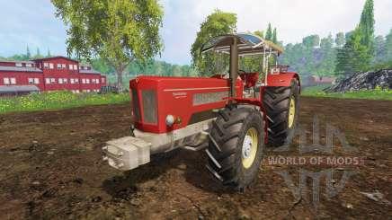 Schluter Super 1050V v2.0 pour Farming Simulator 2015