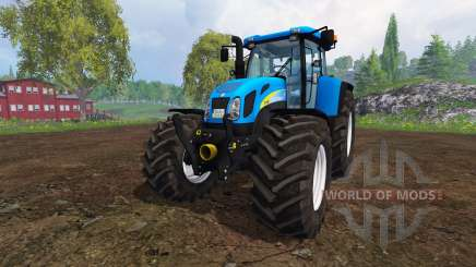 New Holland T7550 v3.0 für Farming Simulator 2015