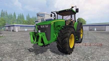John Deere 8370R v3.0 für Farming Simulator 2015