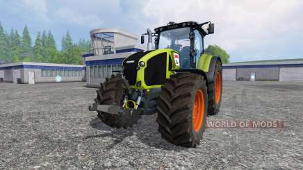 CLAAS Axion 950 v5.1 pour Farming Simulator 2015