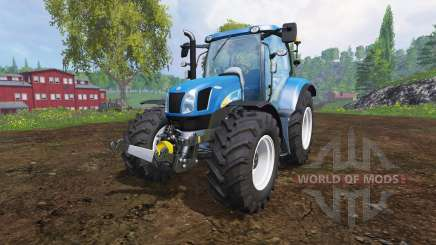 New Holland T6040 für Farming Simulator 2015