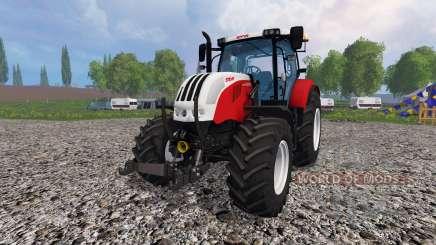 Steyr CVT 6160 v1.1 pour Farming Simulator 2015