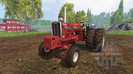Farmall 1206 dually für Farming Simulator 2015