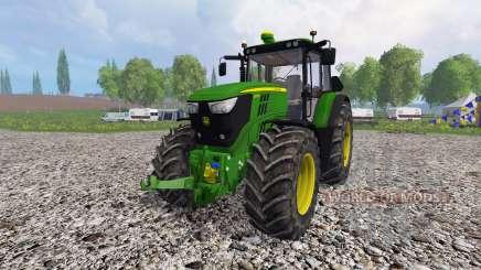John Deere 6150M pour Farming Simulator 2015