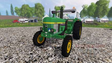 John Deere 3135 pour Farming Simulator 2015